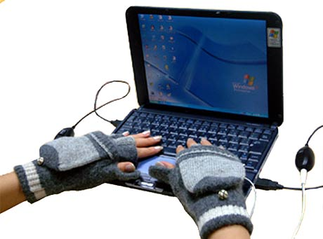 USB rukavice