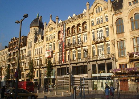 okolí Central Station