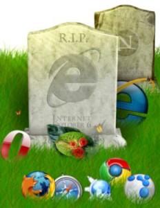 RIP MSIE 6