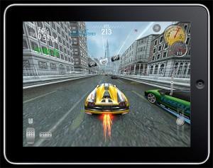Need-for-Speed na iPadu