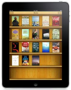 Elektronické knihy pro iPad