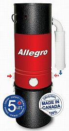 Allegro Davinci MU5800E vyniká především přepracovaným motorem s prodlouženou životností.