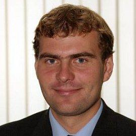Tomáš Kofroň, tiskový mluvčí Českomoravské stavební spořitelny (09/2015).