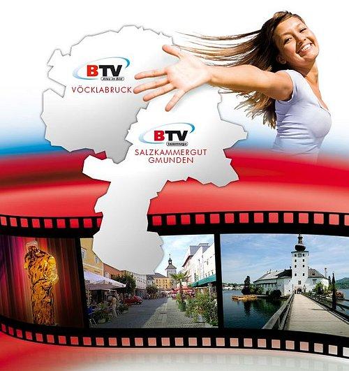 Oblast pro níž je určeno vysílání rakouské regionální televize BTV