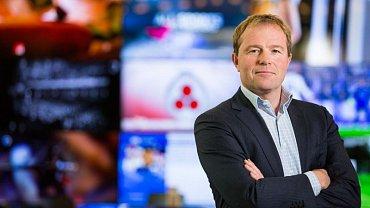 Frans-Willem de Kloet, dosavadní ředitel Business Services v Liberty Global a od 1. ledna 2014 nový generální ředitel UPC Česká republika.
