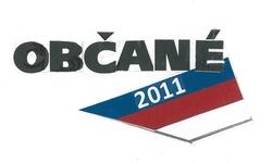 Logo hnutí Občané 2011.