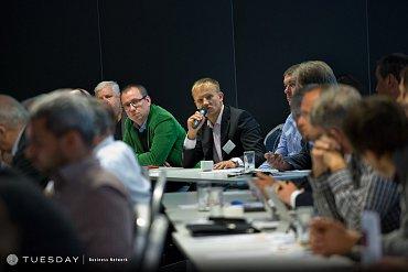 Do diskuse se právě zapojil Martin Gebauer, generální ředitel Českých radiokomunikací