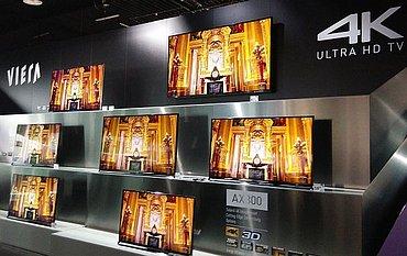 Dvě Ultra HD řady nabízejí špičkovou výbavu, úhlopříčky od 127 cm a velice solidní obraz. To bylo myslím jasně vidět.