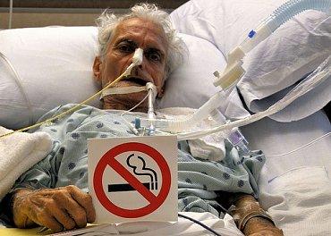 azbestóza, nemoc plic, plíce, plicní ventilátor