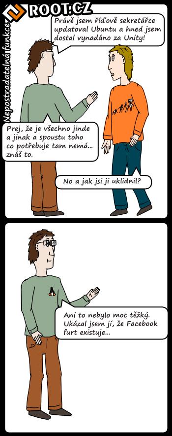 Komiks: nepostradatelná funkce