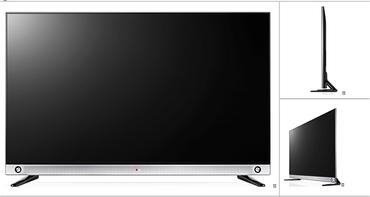 """LG 55LA965V (Ultra HD, 140 cm) nabídne """"přiznané"""" reproduktory a hudební výkon 34 W. Spotřeba má být 112 wattů, nicméně překvapuje vysoká spotřeba v pohotovostním režimu 0,3 W."""