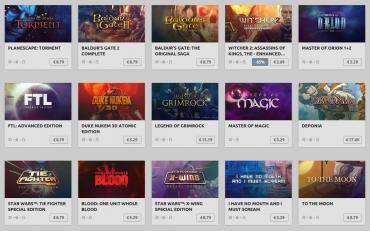 GOG.com: nejprodávanější hry pro Linux