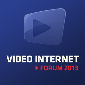 Logo Video Internet Forum 2013