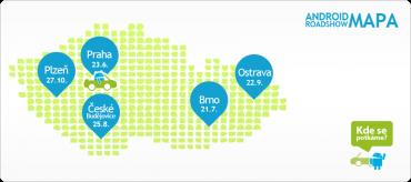 Androidroadshow.cz