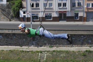 Adrenalin Challenge - Traverz