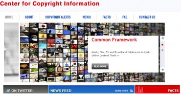 Copyright Alert System - www.copyrightinformation.org