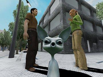 Ukázka animace se StroyFactory