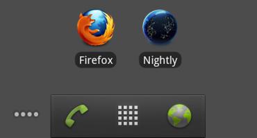 Mozilla Firefox Nightly II