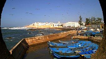 Někde v Maroku