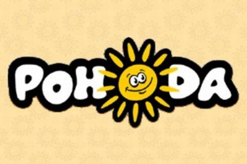 Původní logo televize Pohoda používané v letech 2005 až 2012.