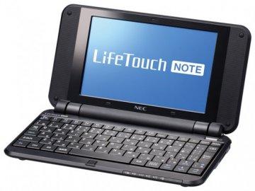 NEC představil netbook s OS Android.