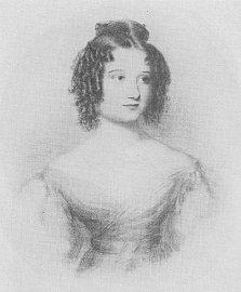 Ada Lovelace ve věku 17 let.