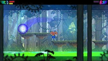 Obrázky ze hry Guacamelee!