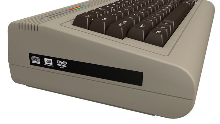 Nov Commodore 64