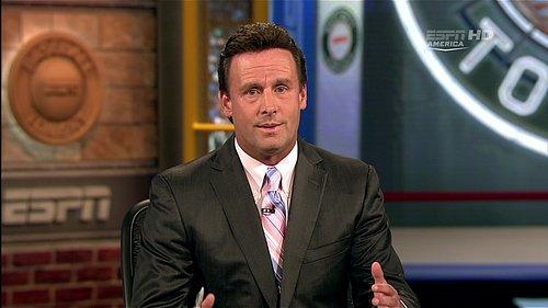 Na ESPN America se mohli diváci setkat s typickými americkými moderátory