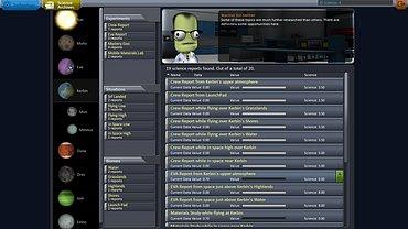 Kerbal Space Program obrázky ze hry.