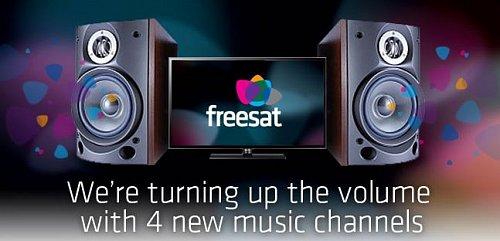 Britská satelitní služba potvrdila zařazení atraktivních hudebních stanic do své nabídky.