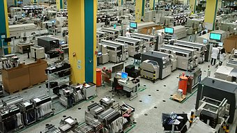 Lupa.cz: Reportáž: Jak v Bavorsku vyrábějí počítače