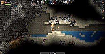 Starbound - obrázky ze hry.