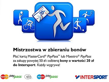 Za nákup nad 50 PLN dostanete poukázku na dalších 20 PLN