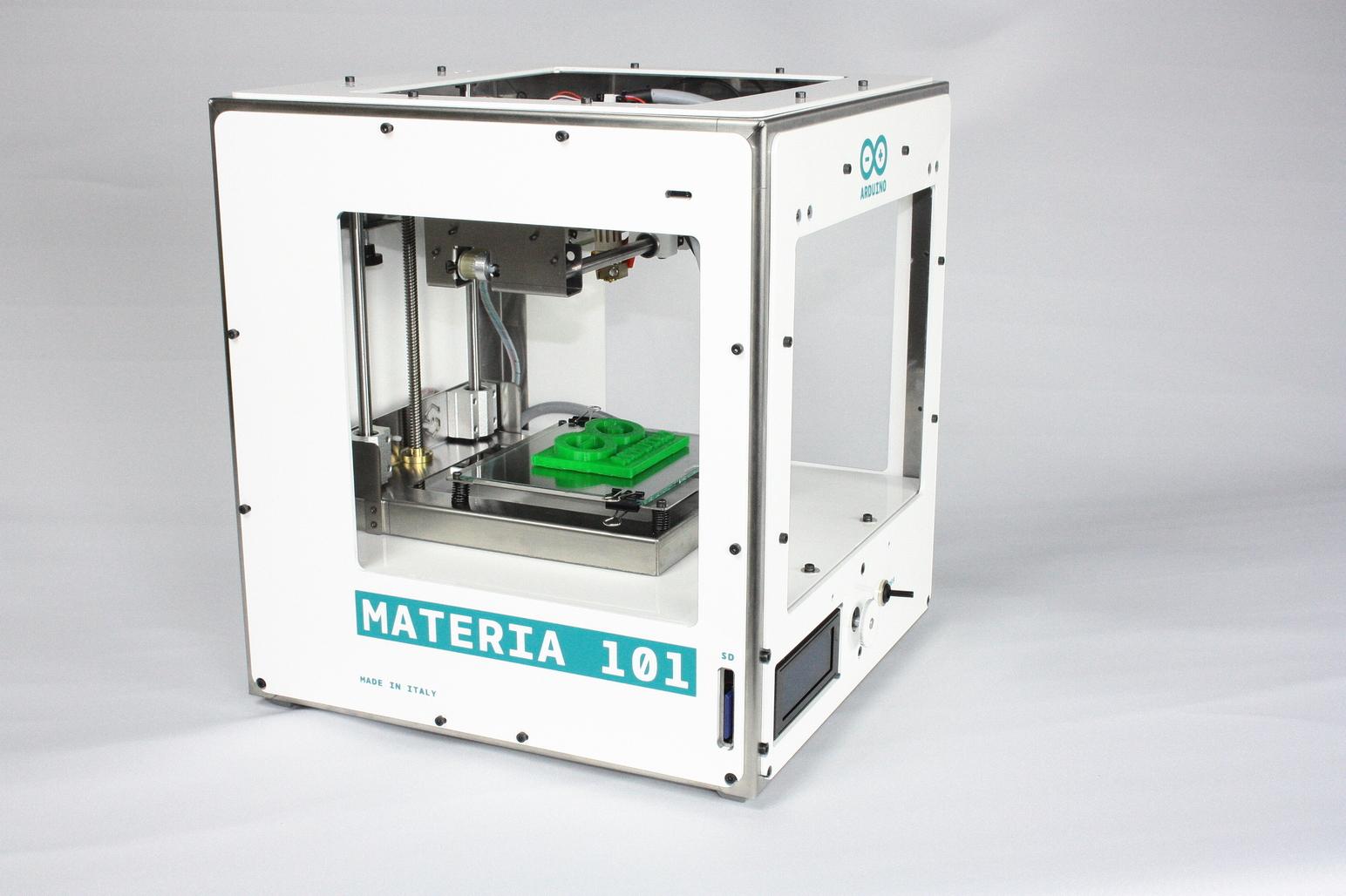 3d принтер arduino
