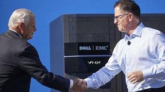 Lupa.cz: Sázka za 1,6 bilionu: spojení Dellu a EMC