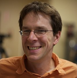 Robert Tappan Morris v roce 2008