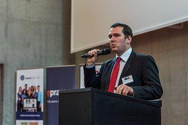 Předseda rady ČTÚ Jaromír Novák