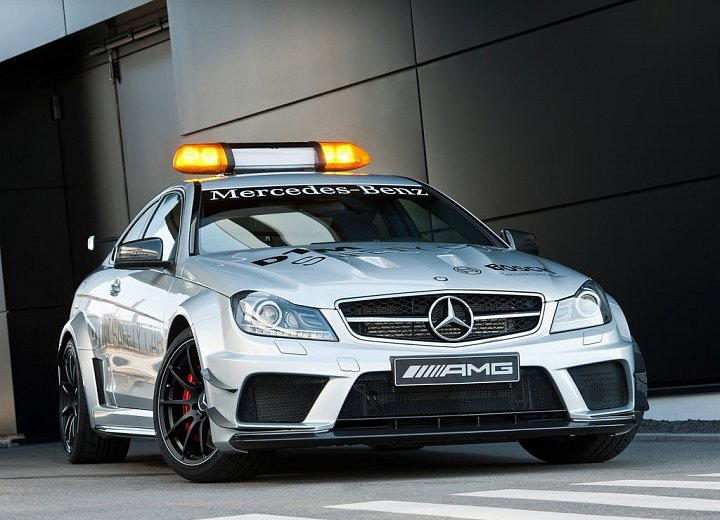 Mercedes-Benz C63 AMG Black Series