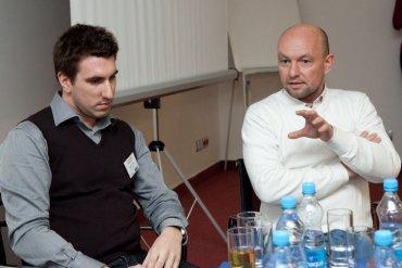 Tomáš Čupr a Tomáš Carba