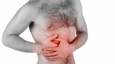 dráždivá tračník, bolest břicha
