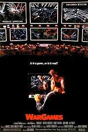 Plakát filmu WarGames