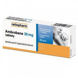 Ambrobene tablety