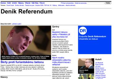 Deník Referendum