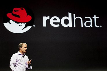 Výkonný ředitel Red Hatu Jim Whitehurst.