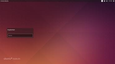 Lockscreen v novém designu vypadá stejně jako přihlašovací obrazovka...