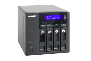 Zařízení QNAP TS-470 Pro je kombinací kvalitního síťového úložiště a špičkového multimediálního centra, což se také odráží v ceně.