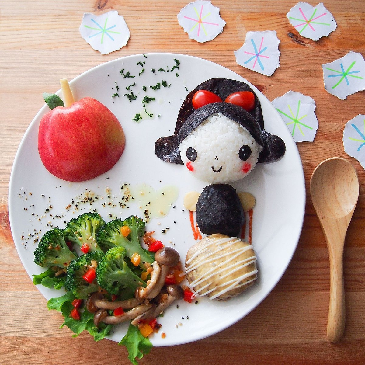 Еда для детей рецепты красиво