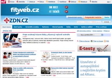 Zdravotnické noviny na adrese Zdn.cz