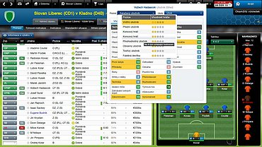 Football Manager 2014 - obrázky ze hry.